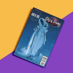 drift of dreams a swordsfall graphic novel physical book digital ishvana books 115