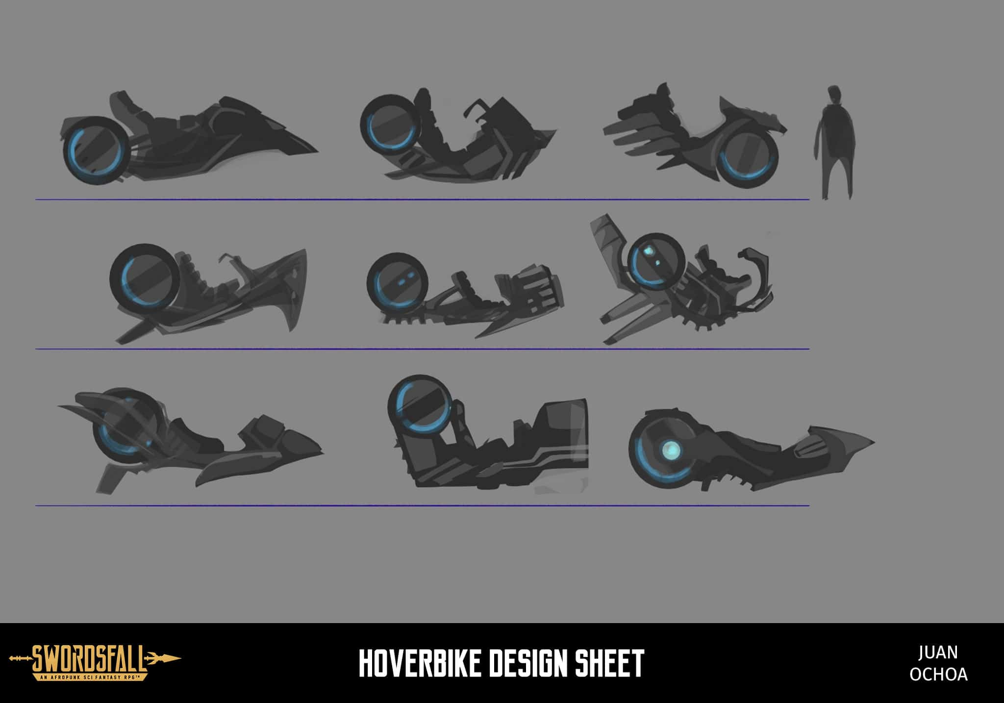 hoverbike design sheet web - Patreon Exclusive | Hoverbike Design Sheet