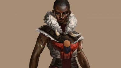 Photo of Art Drop | Nubia, Supreme Commander of Heaven's Fall