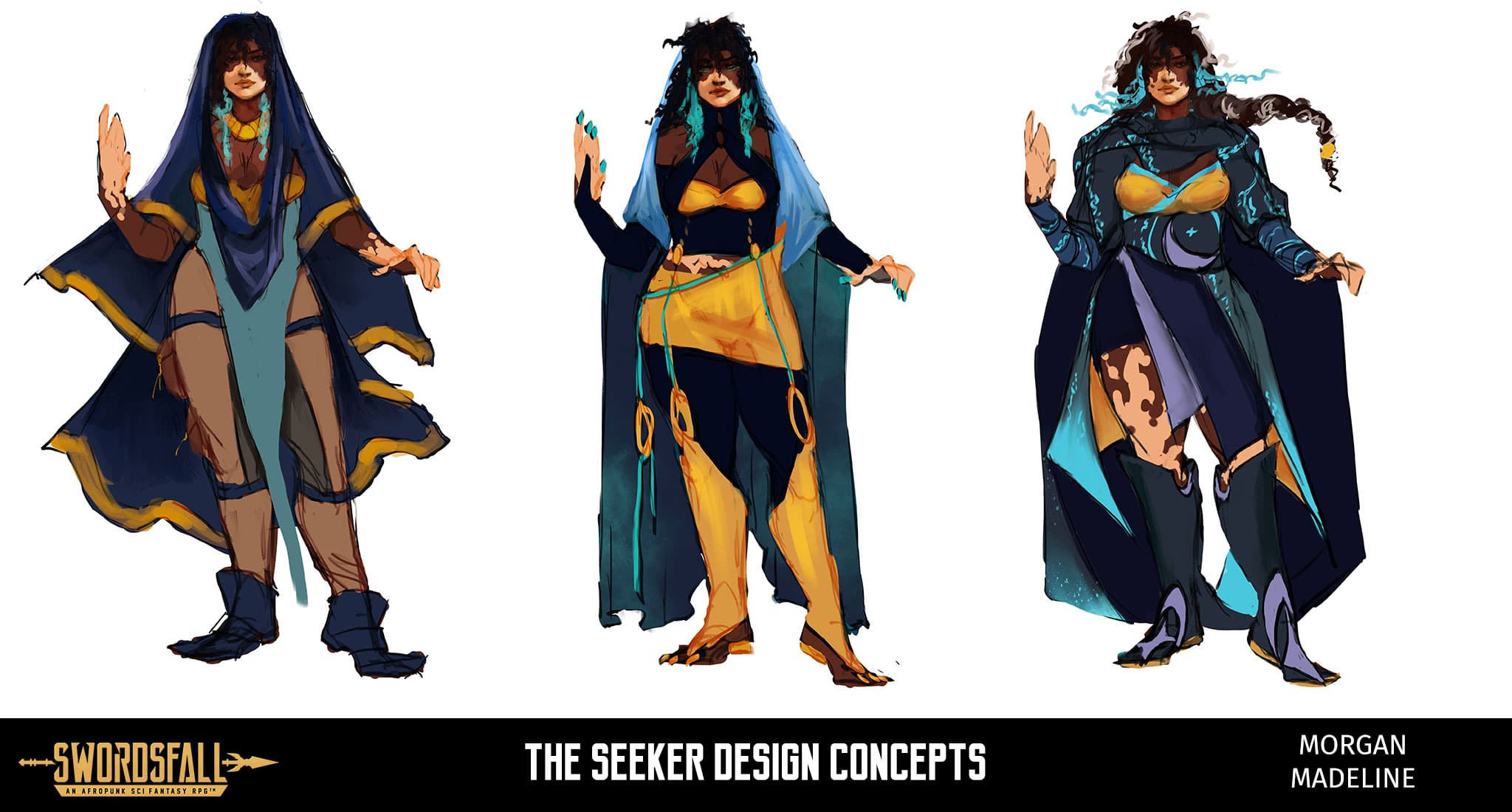 seeker concepts web 1 - Patreon Exclusive | The Seeker Costume Sketches