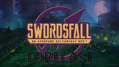 Photo of The Swordsfall Lorecast | Episode 1, Welcome to Swordsfall