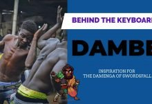 Behind the Keyboard Damenga Banner