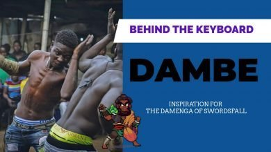 Photo of Behind the Keyboard | Dambe, Inspiration for the Damenga