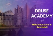 Photo of Druse Academy: Meta-education in Swordsfall
