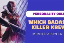personality quiz killer krew - Personality Quiz | Which Badass of the Killer Krew are you?
