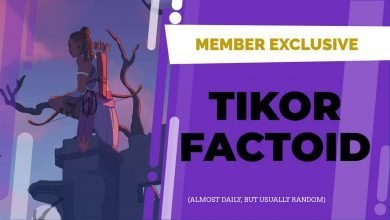 Photo of Tikor Factoid | The Power of Names
