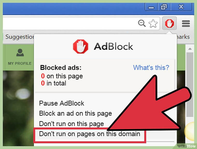 How to Support Indie Dev for Free whitelist adblocker