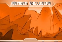 Photo of Member Exclusives | Ebon Cascade, Entry – Design Sketches