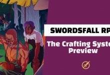 Photo of Swordsfall RPG | The Crafting System Sneak Peek
