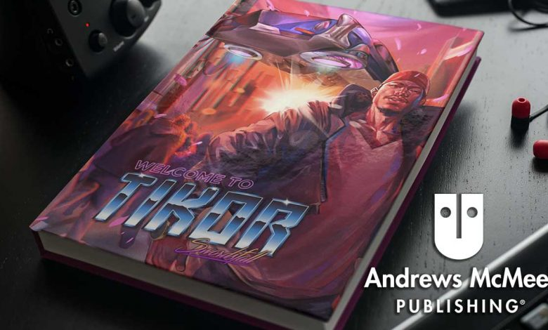 Photo of The Swordsfall Universe joins Andrew McMeel Publishing