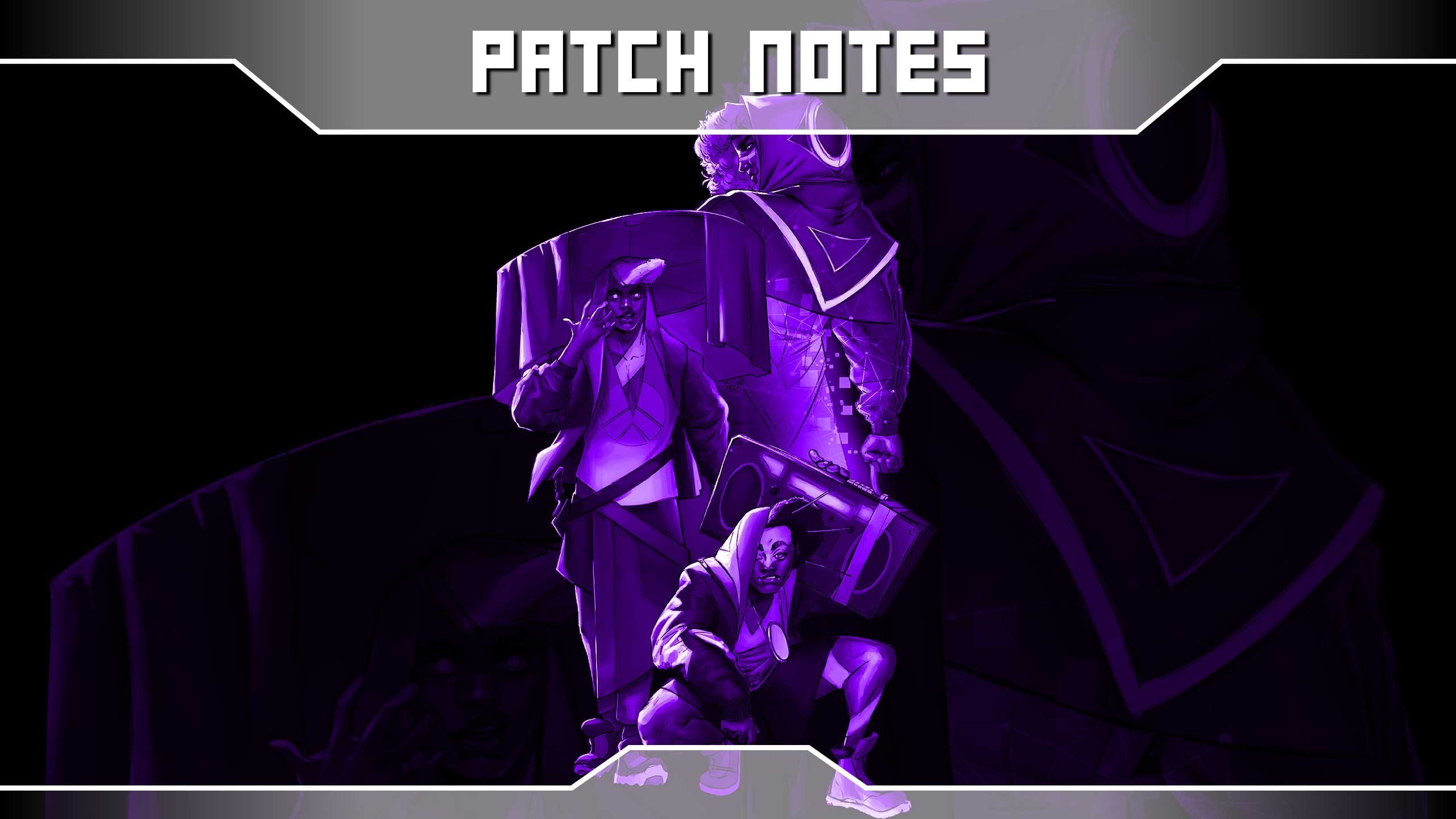 Shadow Academy Patch Notes