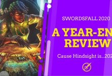 Swordsfall 2020. A Year End Review