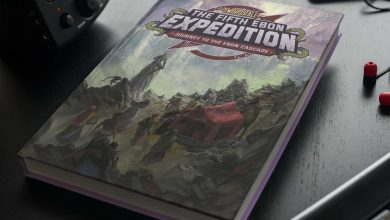 fifth ebon expedition first look banner - A Look Inside The Fifth Ebon Expedition, a Swordsfall RPG Campaign Setting